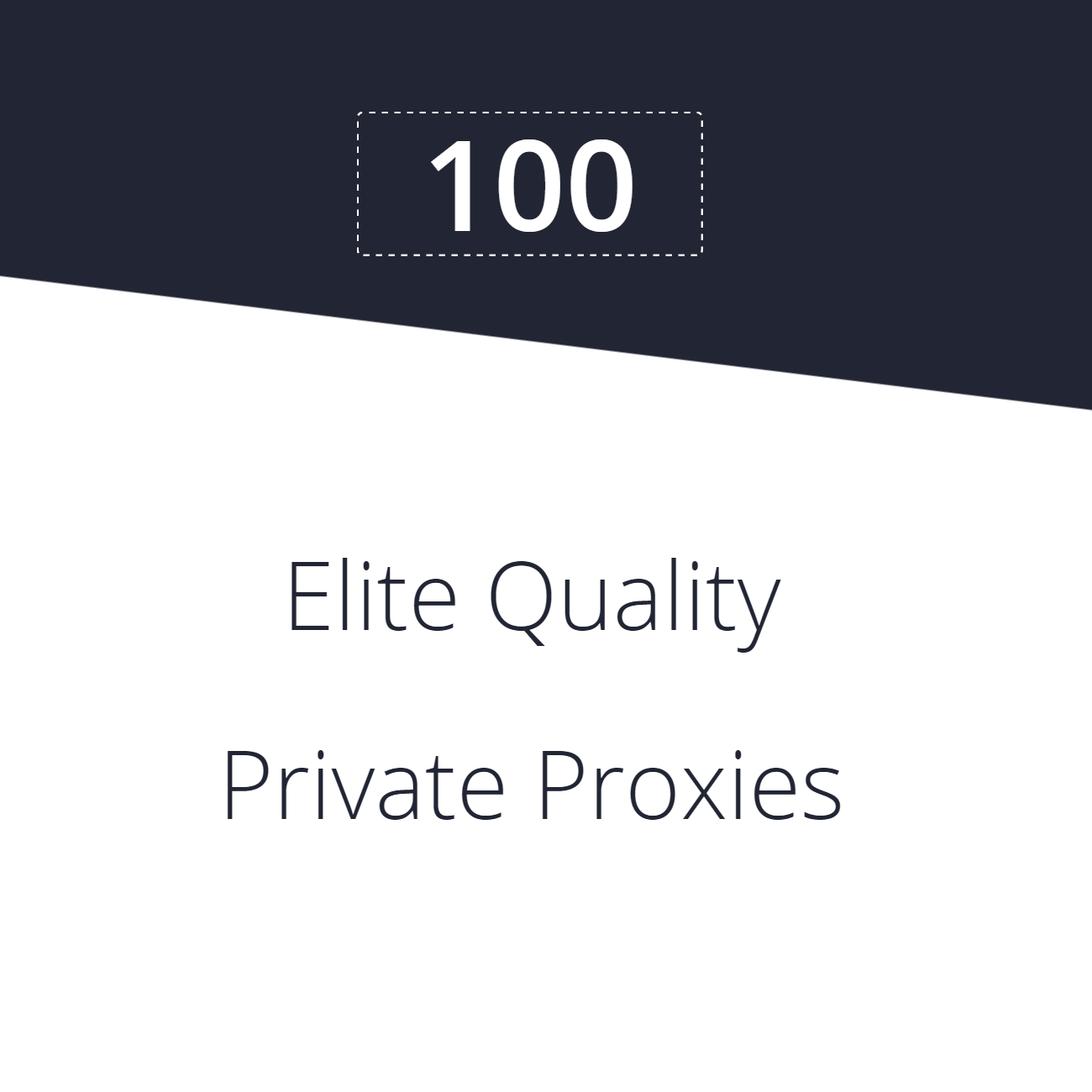 100 private elite proxies dreamproxies