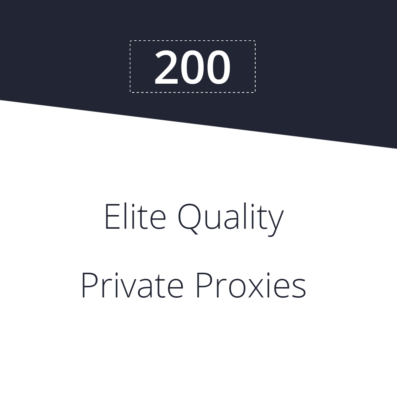 200 private elite proxies dreamproxies