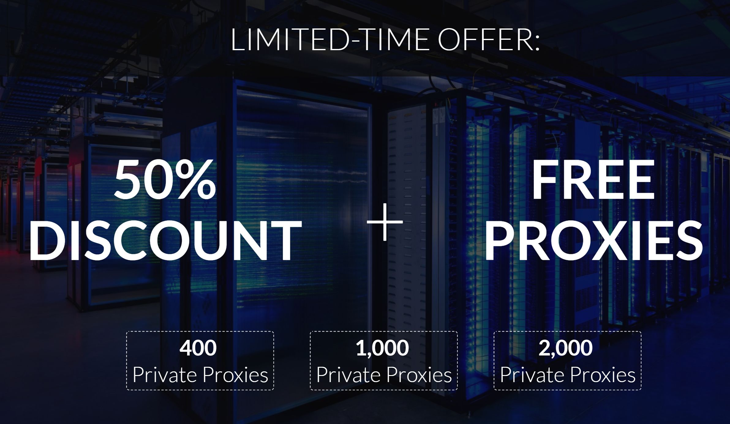 Cheapest USA Elite Private Proxies - Buy Now with 50